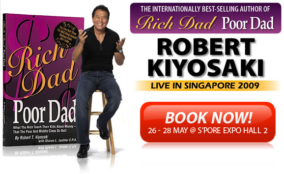 Robert Kiyosaki - Live in Singapore 2009